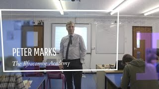 Peter Marks: Inspirational Teachers Award Winner 2017 thumbnail