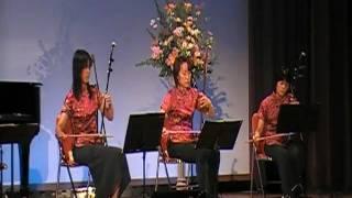 月待ちコンサートにて 胡博会 門下生グループ「ほのか」による演奏.