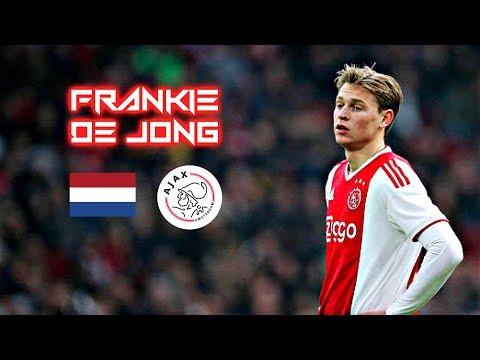 Frankie De Jong 2018-2019 - Johan Cruijff Successor - Magic Skills Show - Ajax