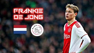 Frankie De Jong 2018-2019 - Johan Cruijff Successor - Magic Skills Show - Ajax