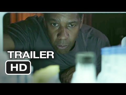 Flight Official Trailer #1 (2012) - Denzel Washington Movie