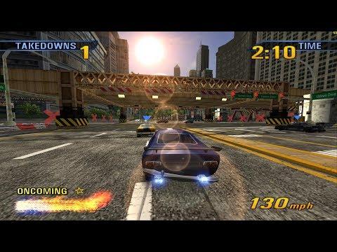 Burnout 3: Takedown - PCSX2 1.5.0 - 5120x2880 - 60fps