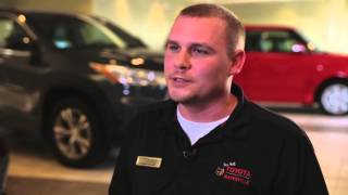 Uti Employer - Chris Roach, Toyota Of Naperville