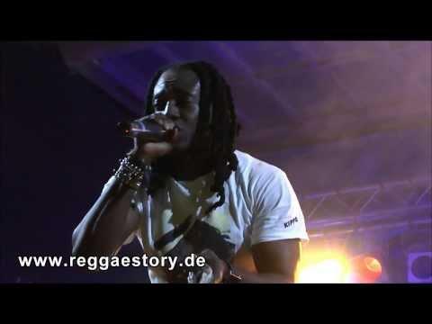 Kiprich - The Letter - 1/2 - Reggae Jam 2013