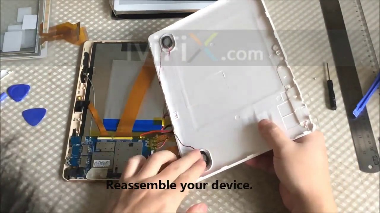Touch Screen Replacement/Repair for 10 1