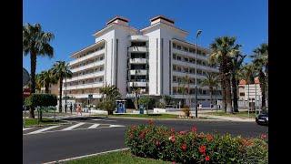 ANDORRA TENERIFE 3 Андорра Тенерифе Испания Тенерифе обзор отеля территория пляж