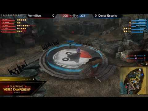 Guild Wars 2 Weltmeisterschaft - Denial vs. Vermillion [Finale]