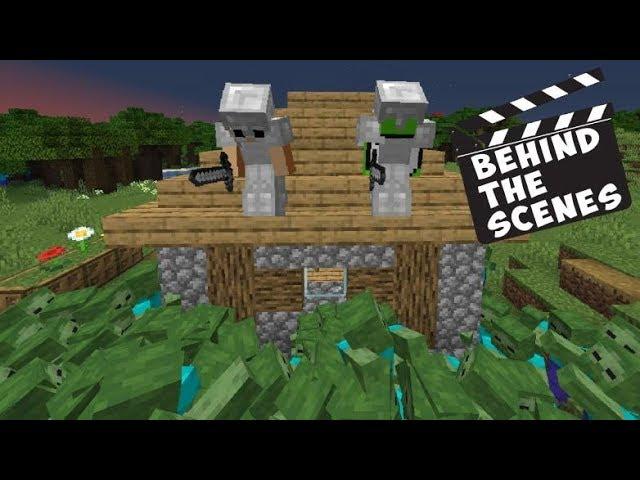 Dream Minecraft Zombie Apocalypse Extra Scenes Youtube