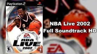 NBA Live 2002 - Full Soundtrack HD