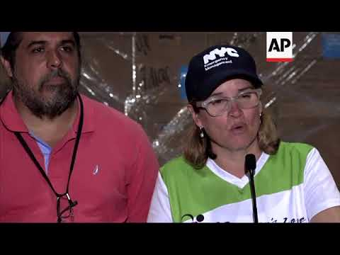 Aid continues to be slow to arrive in Puerto Rico