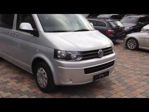 Volkswagen Caravelle Comfortline 2010г. Выезд, Осмотр, Проверка Авто из Германии