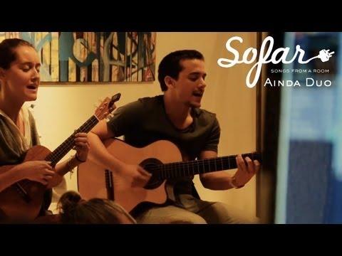 Ainda Duo - Zamba'l Mar | Sofar Buenos Aires
