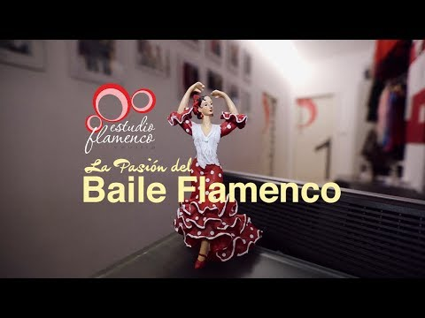 Academia de baile flamenco - Estudio Flamenco Sevilla