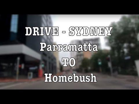 drive-|-sydney-|-august-2019-|-parramatta-to-homebush