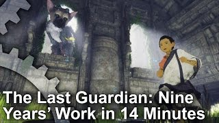 The Last Guardian Tech Analysis: Nine Years of Development in 14 Minutes