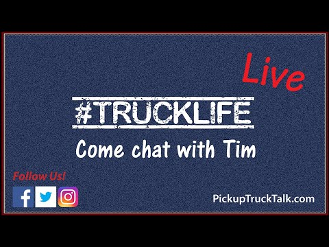 #trucklife Live Chatting With Tim - Jeep Wrangler Diesel Worth It?