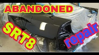 ABANDONED Charger SRT8 repair (part 3)