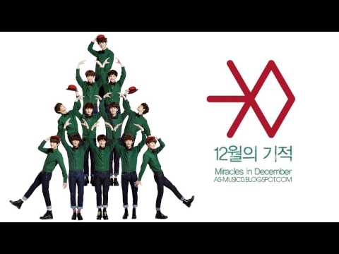 [MP3/DL]01. EXO (엑소) - Miracles in December (12월의 기적) (Korean Ver)