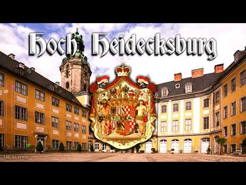 Hoch Heidecksburg ✠ [German March]