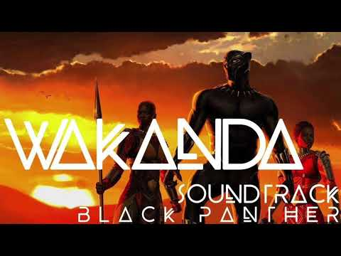 Wake Up T&39;Challa Black Panther Soundtrack by Ludwig Goransson