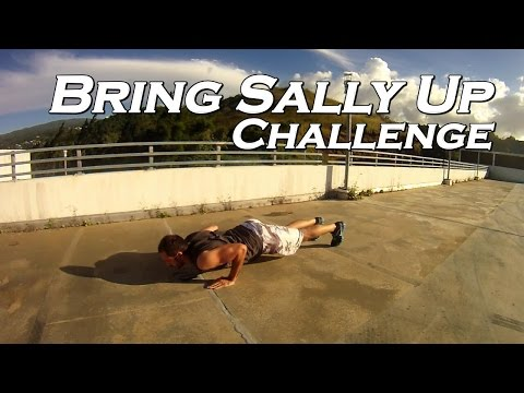 Bring Sally Up Challenge - Santedefer.fr