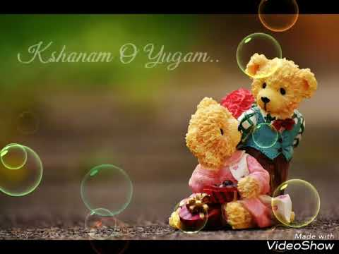Ee Kshanam Lo.. A Lovely Song For Whatsapp Status