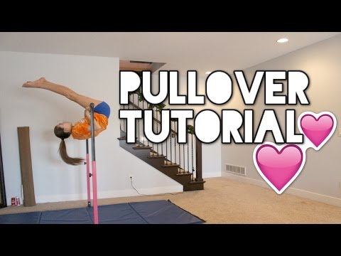 How To Do A Pullover On Bars
