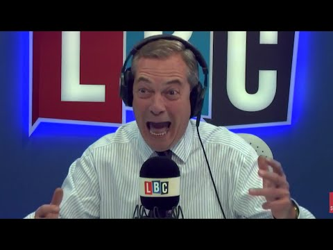 The Nigel Farage Show: Can you see Boris Johnson as the next PM? LBC - 23rd October 2017
