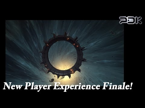 EVE Online New Player Experience E3 - Finale