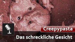 Cover images 🎧 Das schreckliche Gesicht - #Creepypasta Deutsch/German