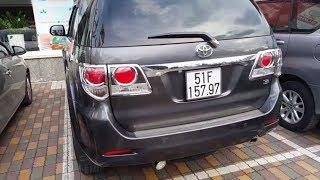 Bán Toyota Fortuner 2015 Cũ Máy Dầu 50.000Km xe cá nhân sử dụng, (  ĐÃ BÁN )