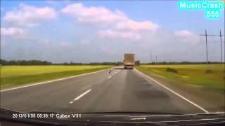 Адские аварии с участием грузовиков