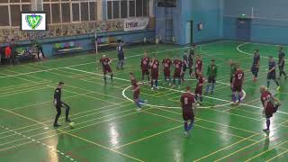 39 КУ 1 тур В лига Класс Абитуриенты ХНУ 1 2 тайм