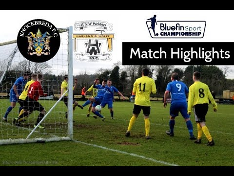 Knockbreda H&W Welders Goals And Highlights