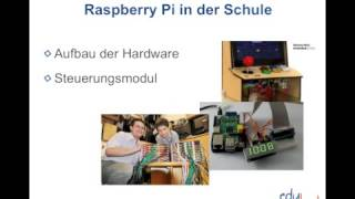 Raspberry PI (Pecha Kucha-Präsentation)
