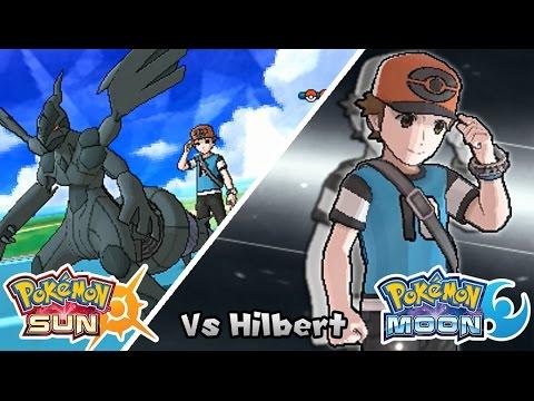 Pokémon Title Challenge 13: Adult Hilbert (Game Edited)