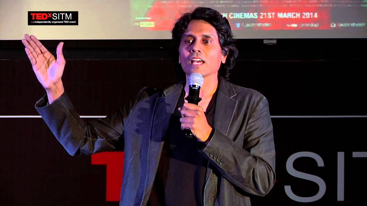 Cinema as a medium of change in society: Nagesh Kukunoor at TEDxSITM