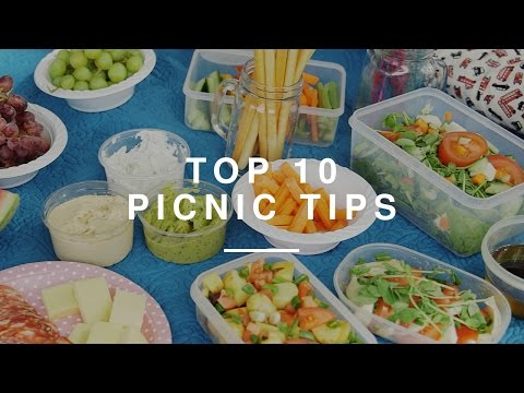 Top 10 Picnic Tips | Madeleine Shaw | Wild Dish