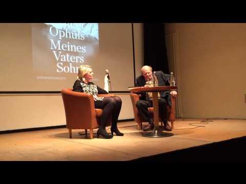 Marcel Ophüls im Gespräch mit Maria Ossowski (Teil 2)
