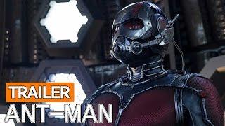 마블 새로운 히어로 '앤트맨' 메인 예고편(Marvel's Ant-Man Official Trailer-HD)