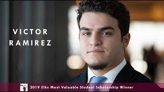 The Future Looks Like Victor Ramirez