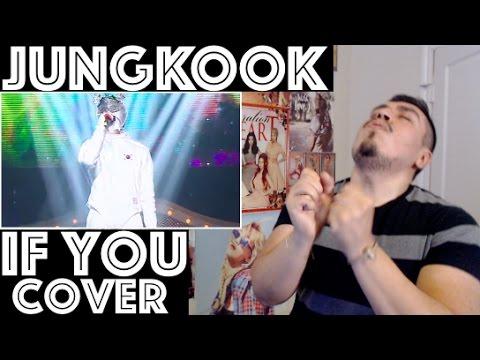 BTS JUNGKOOK IF YOU (King of Masked Singer) REACTION