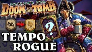 Legend in Tempo Record grazie al Rogue! INCUBO NELLE TOMBE   Hearthstone ITA