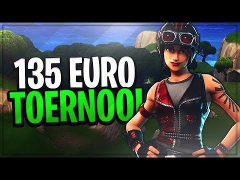 (FINALE) FORTNITE TOERNOOI MET €70 PRIJZENPOT  - Fortnite LIVE PS4 (Nederlands) thumbnail