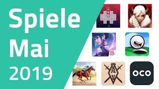 Top Spiele für Android & iOS - Mai 2019