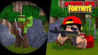 FORTNITE IN ROBLOX UPDATE!!