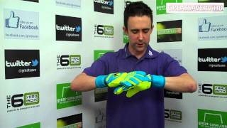 Uhlsport Eliminator Absolutgrip HN Goalkeeper Gloves Product Preview