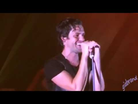 BRANDON FLOWERS - SISTER GOLDEN HAIR (America Cover)