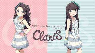 My remix of DROP, by ClariS (still labeled as Alice☆Clara before), ...
