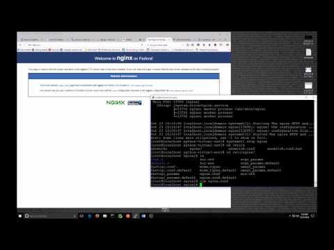 Setup CentOS7 Nginx Uwsgi to serve Django Applications